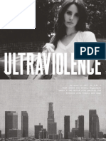Lana Del Rey - Digital Booklet - Ultraviolence