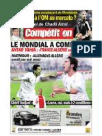Edition du 23 11 2009