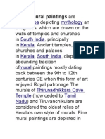 Kerala Mural Paintings