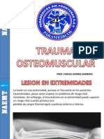 1. TX Musculoesqueletico Psf