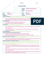 lesson plan powerpoint 2