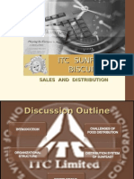 itc sales and distribution by dipak patel