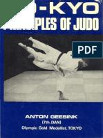 Go-Kyo Principles of Judo