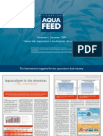 Aquaculture in the Americas - An overview