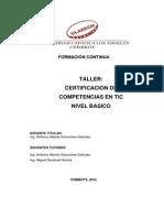 Spa Taller Competencias Tic Nivel Básico (1)