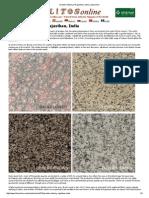 Granite Industry of Rajasthan, India _ Litosonline