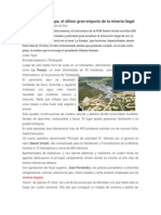 Destruyen La Pampa