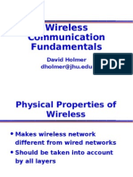 Wireless Fundamentals