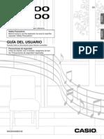 Manual for Cascio WK-500
