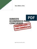 Direito Econômico Para Concursos-Bruno M.silva