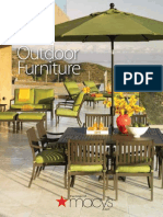 Macys Outdoor Furniture