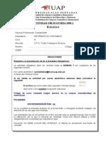 A.O.informatica Contable I- 2008-I