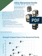 Dynamixel Guide Servos