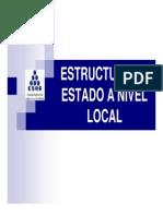 Esturctura Del Estado Colombiano. Esap