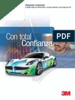 - Gama Completa de Folleto Productos 3M Para Impresión Digital