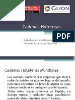 Cadenas Hoteleras 1