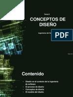 Tema 8 - Conceptos de Diseño