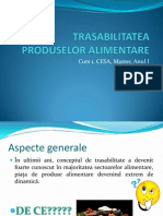 trasabilitate