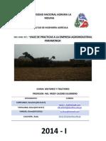 Informe Del Viaje a Paramonga (1)