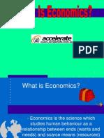 What is Economics.teacher