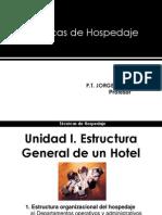 Estructura Organica de Un Hotel