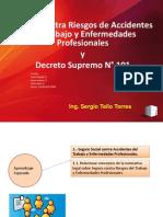 1.1.-Seguro Contra Riesgos Del Trabajo y Enfermedades Profesionales, D.S. 110 y Características Principales2