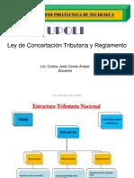 Clase Ley de Concertacion Tributaria