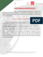 Configurações de Templates No SolidWorks 2011