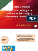1.1.-Relación de Conceptos de La Normativa Del Seguro Contra Riesgos Del Trabajo y Enfermedades Profesionales1