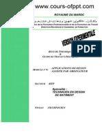 Applications de Dessin Assiste Par Ordinateur