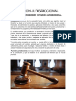 FUNCION JURISDICCIONAL 2