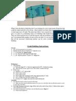 Genki Building Instructions Complete