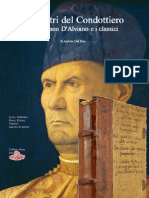 2014 DEL BEN I Maestri del Condottiero. Bartolomeo d'Alviano e i Classici