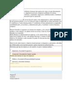 Fundamentos de Administración Autoevaluación Unidad 1