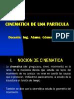 Cinematica de Una Particula1