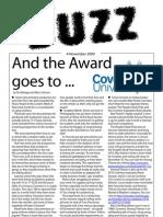 The Buzz Newsletter - 4th November 2009