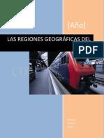 Las Regiones Del Perù