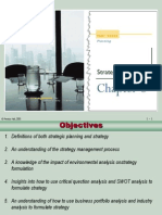 Management Chapter 8--Strategic Planning