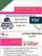 INV. MERC.2-3-4 1ra y 2da Sesion