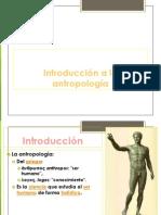 Antropología Socio Cultural