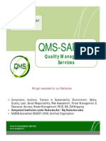 QMS-Safety Services Brochure