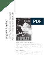 Campanhas Medicas e Genero - Maria Izilda Matos e Mirtes Moraes