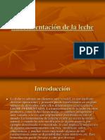 Clase10A-La Fermentación de La Leche