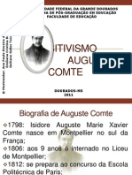 Sobrepositivismo Augustecomte 110630080350 Phpapp02