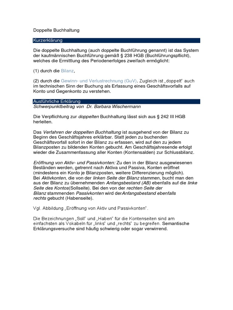 Niedlich Buchhalterzusammenfassung Zeitgenössisch - Beispiel ...