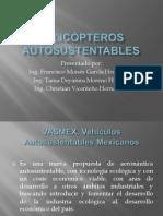 Helicópteros Autosustentables