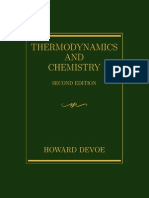 DeVoe - Thermodynamics and Chemistry 2012