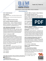 Folder Seminário