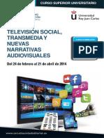 Experto Television Social URJC 30 Oct