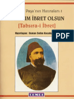 192351785 Midhat Paşa Nın Hatıraları